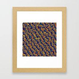 Let's Get WILD!!!!! Framed Art Print