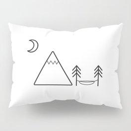 Mountain Hammock  Pillow Sham