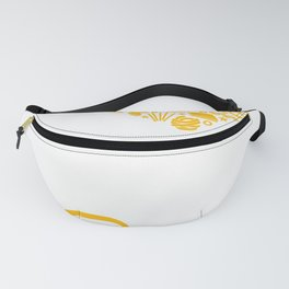 Pasta Love Motive for a Spaghetti Lover Fanny Pack
