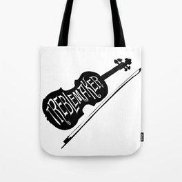 Treblemaker Tote Bag