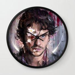 Deceit Wall Clock