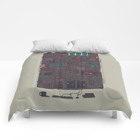 AFK Comforters