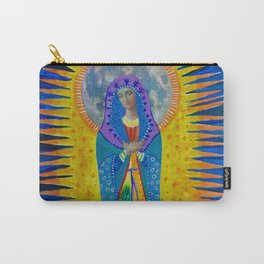 "Mary: ""Let it Be"" Carry-All Pouch"