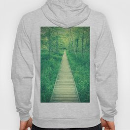 A Walk In The Forest Hoody