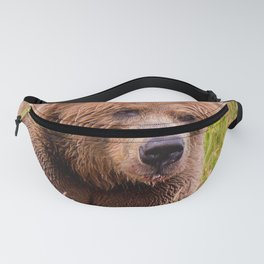 Brown Bear Kodiak Fanny Pack
