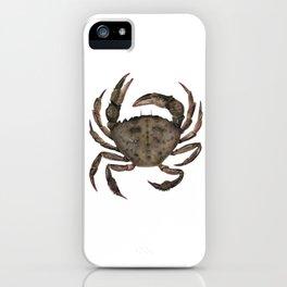 Green Crab iPhone Case
