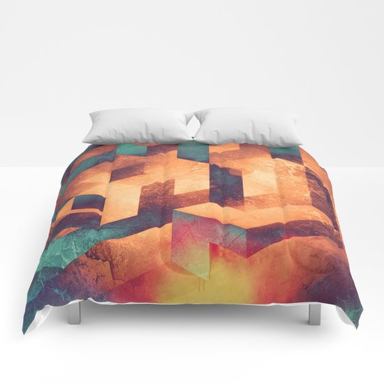 byrnyng Comforters