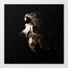 Space Walk Canvas Print