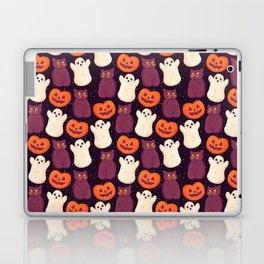 Halloween Marshmallows Laptop & iPad Skin