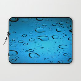 Raindrops Laptop Sleeve