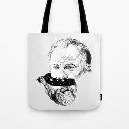 Half K Dick Tote Bag