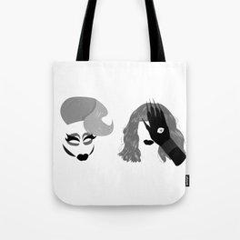 Trixie and Katya Tote Bag