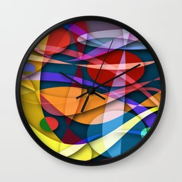 Abstract #358 Wall Clock