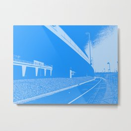 Bridge 12 Metal Print