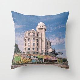 Urania Throw Pillow