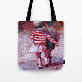 Real friendship Tote Bag