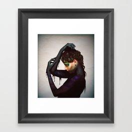 The Girl 2 Framed Art Print
