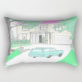 The Virgin Suicides I Rectangular Pillow