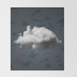 WAITING MAGRITTE Throw Blanket