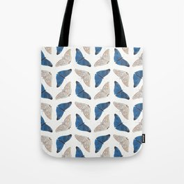 Butterfly Collage II Tote Bag