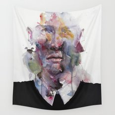 mr. afterthought Wall Tapestry