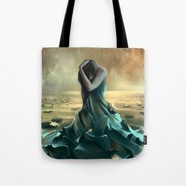 Vague à l'âme Tote Bag