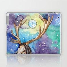 witchy moon Laptop & iPad Skin