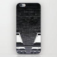 vertigo iPhone & iPod Skins featuring Vertigo by kirstenariel