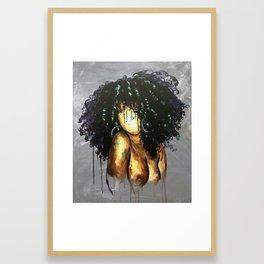 Naturally LXVIII Framed Art Print