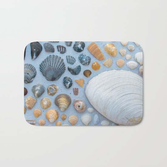 Sally Sells Sea Shells and I bought 'em Bath Mat