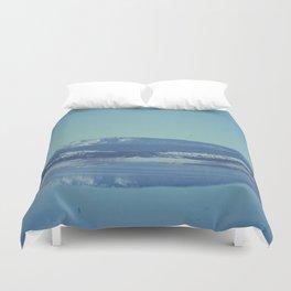 Winter Lake Duvet Cover