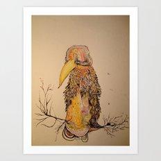Phantom Bird Art Print