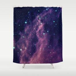 SPACE #FRDM Shower Curtain