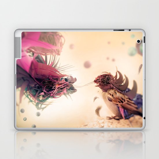 The Pathogen Laptop & iPad Skin