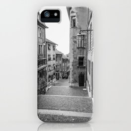 Old Town Geneva iPhone Case
