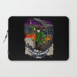 Warsaw Uprising Laptop Sleeve