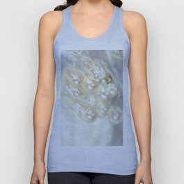 Shimmery Pearly Abalone Shell Unisex Tank Top