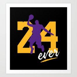 24ever Art Print