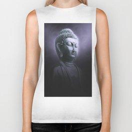 Meditation Buddha Biker Tank