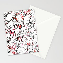 Bunnyliscious Stationery Cards