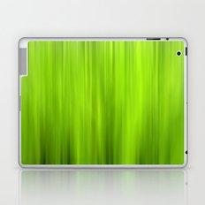 green grass abstract VII Laptop & iPad Skin