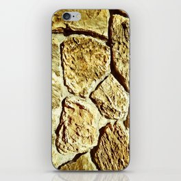 Stone Texture iPhone Skin