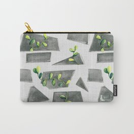 Geometric #1 Carry-All Pouch