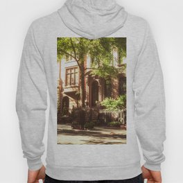 New York City Brownstones Hoody