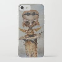 leonardo iPhone & iPod Cases featuring Leonardo by Ed Schaap