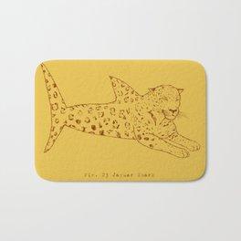 Jaguar Shark Bath Mat