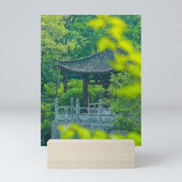 Touch of China Mini Art Print
