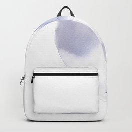 150527 Watercolour Shadows Abstract 142 Backpack