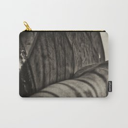Abstracted Shadows Carry-All Pouch