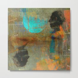 Sleepwalker Metal Print